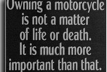 Motorbikes / by John Jeffery
