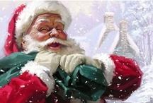 Christmas / Cosas monas para Navidad