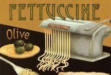 Pasta Italiana / Todo tipo de pasta y comida italiana