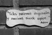 Frases / by Chased Rainbow
