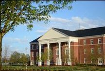 Around Our Campus / A quick look around our campus in Jackson, Tennessee / by Union University