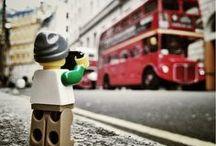 The Legographer / De Andrew Whyte