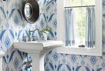 Bathrooms / Home Interior and Decorating Inspiration - Classic American Hamptons Style