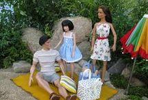 Jak žijou panenky Barbi / I panenky mohou žít příběhy