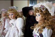 Panenky / staré i nové panenky pro děti