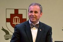 "President Samuel ""Dub"" Oliver / Welcome to our 16th president! / by Union University"