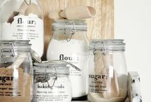 Mason Jars / Label, printables...