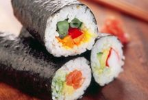 Asian & Exotic Food / asian and oriental food