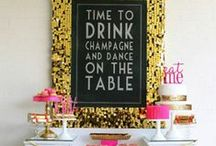 glamour/millionaire theme party / ideas and inspiration ;)