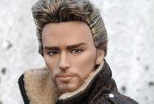 Ken / Muži k panenkám Barbi
