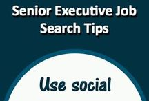 Executive Job Search Tips / Is it time to expand your presence, intent, and impact in the world? Are you ready to serve as the transformational leader you've spent your life becoming? Looking for a job as a senior executive is different than at other stages of your career. Use these tips to take charge of your career - be the CEO of You Inc.