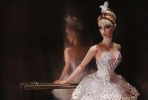 Barbi umělkyně a sportovkyně / Baletky,zpěvačky,tanečnice,filmové postavy a celebrity