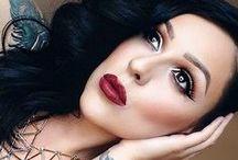 Makeup / Líčení pro ženy
