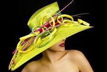 Klobouky / Všechny možné druhy klobouků