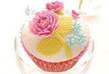Pečené sladkosti / košíčky,mini dortíky a cukroví