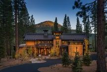 Copelands Home / A beautifully modern mountain escape built by NSM Construction in Martis Camp, Truckee. Architecture by Swaback Partners pllc.