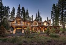 Huntington Home / We love this home in Martis Camp! Construction by NSM. Architecture by Sandbox Studios. Interior Design by Julie Johnson-Holland.