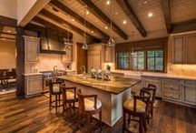 Kitchens & Bars / Browse examples of stunning kitchens and bars, built by NSM Construction.