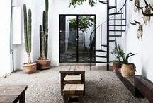 Draußen / Ideen und Inspirationen zum Thema Garten