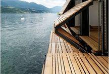 Architektur / Inspiration für Innen und Außen