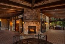 Fireplaces and Mantles / Browse spectacular fireplaces and mantles from NSM's completed custom projects.