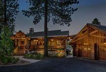 Jake Teeter / Custom mountain retreat built by NSM Construction in Martis Camp, Truckee.  Architecture by Dennis E. Zirbel.