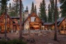 Mountain Escape / Custom home built by NSM Construction in Truckee, CA.