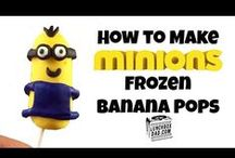Minions Everywhere / This board is everything Minions, from crafts to food to fun Minions products! Use these ideas to plan a party, make a fun meal, or just to surprise the Minions lovers in your life.