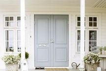 Front Doors / I have a thing for doors.