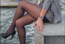 hum...les jolies jambes / Quelques jambes que j'ai aimée