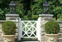 Balustrades & Gates / Classic Home Inspiration - Classic, American & Hamptons Style