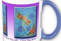 Our Zazzle.com Products / As an Artist I am thrilled that i can take so many Images that I have drawn or painted in Henna, on silks, water color, or pen and ink, and take it to over 350 products on ZAZZLE.com which are on sale at our STARLITSKIES shop. It's so fun, just take you image and drop it in and the computer does the rest. There is no cost for the Artist/Designer; and if something sales, on average, you get 20%. Here is a collection of the things I have created. They are always having a sale so check it out.