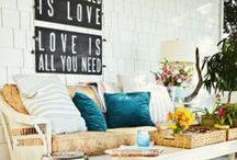 Deco: Living & Dinning Room