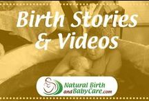 Birth Stories and Birth Videos / Reading great birth stories or watching awesome birth videos can help you prepare for your little one's birthday!