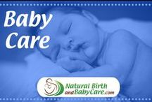 Baby Care / Natural baby care tips and techniques for your little one!  Have a healthy baby and a happy baby :)