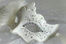 Folksy Finds - Ice is Nice / Beautifully icy items I've found on Folksy, suitable for brides or winter lovers.