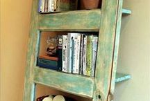 Repurpose and Reuse Ideas / Get those upcycling projects on here.