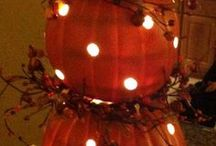 DIY Halloween & Fall projects / by Jennifer Napolitano