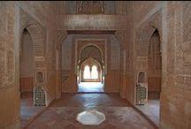 El Espacio del Mes/ Space of the month / Descubrirás mes a mes espacios que habitualmente se hallan cerrados por motivos de conservación,  ya que su estructura y características no admiten un elevado número de personas / by Alhambra de Granada
