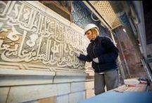 Actividad Cultural / Exposiciones en la Alhambra