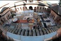 Conservación y Restauración / Conservation and Restoration / Podrás encontrar cómo han evolucionado la restauración y la conservación en la Alhambra hacia el conocimiento científico y la aplicación del desarrollo tecnológico