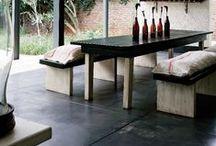 CEMCRETE Exterior Floors / Beautiful exterior floors with CemCrete, Colour Hardener.