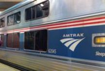 USA by TRAIN / Plan a cross country adventure by TRAIN!  Best places to visit, to eat, to do and not to miss!  New Book on train travel, Beyond the Rails, USA Cross Country Train Travel! #hotels #cities #train #Amtrak #coasttocoast #crosscountry #traintravel #beyondtherails