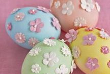 Easter Ideas I love / ideas for easter celebrations / by Kay Vee