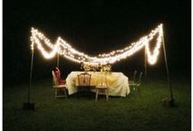 entertain the guests / Ideas to make entertaining fun and special; themes, moods and inspiration.