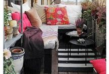 Terraces, Porches & Gardens