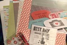 WORKSHOPS ON THE GO (WOTG) / Kits with cutting guide and instructions to make perfect scrapbooking pages  #scrapbooking #ctmhtracey #scrapNcard #ctmh