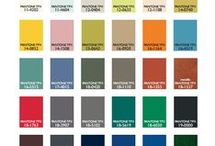 trends 2014 / colour and design trends I see emerging and hanging around in 2014