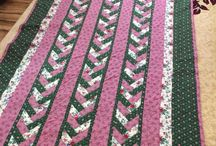 Quilts / Quilt patterns and examples that I like.  / by Robin Wooster