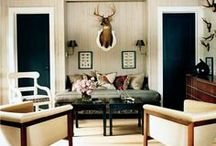Lake House Decor / We all have a little bit of Celia Green in us...